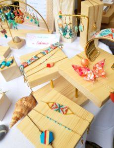Gebetnout bijoux fantaisie lyon mode tendance bijouterie femme Oullins artisan collection endeavour marché