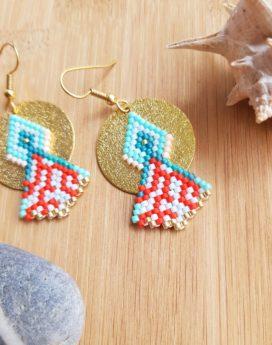 Gebetnout bijoux fantaisie lyon mode tendance bijouterie femme Oullins artisan