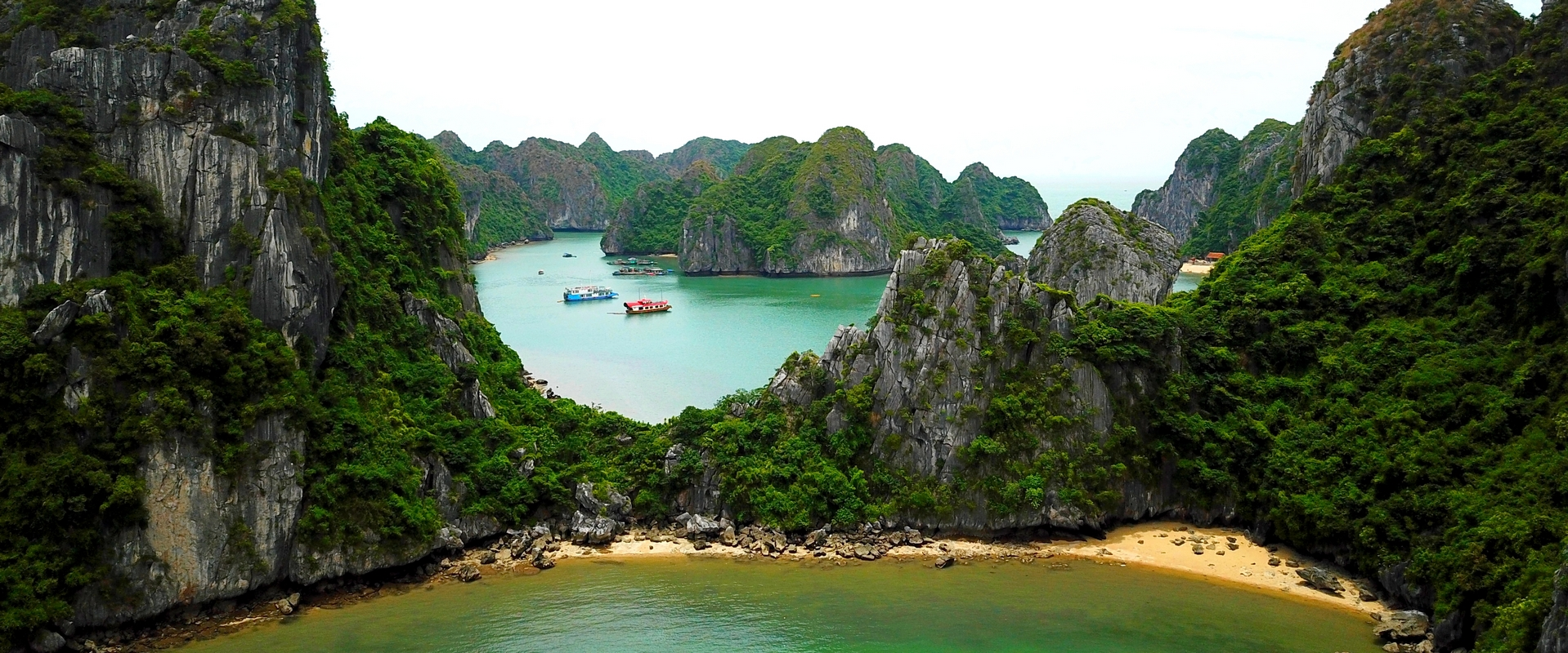 Gebetnout bijoux fantaisie lyon mode tendance bijouterie femme Oullins artisan baie halong vietnam tour du monde
